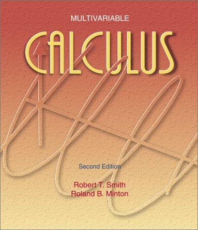 9780070592513: Multivariable Calculus 2e Second 2002