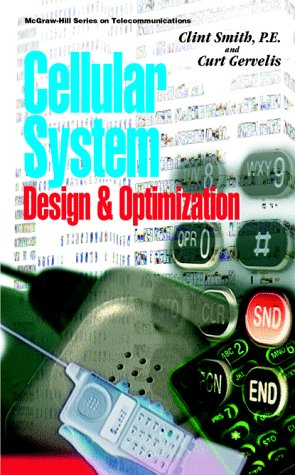 9780070592735: Cellular System Design and Optimization