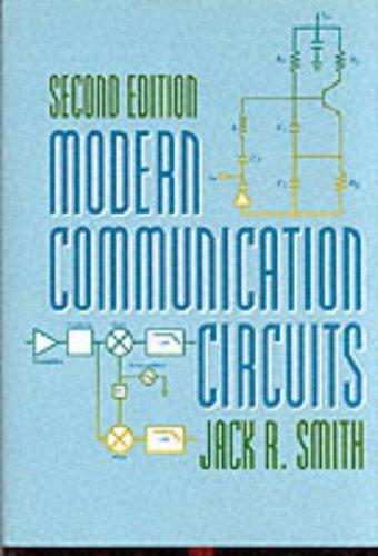 9780070592834: Modern Communication Circuits
