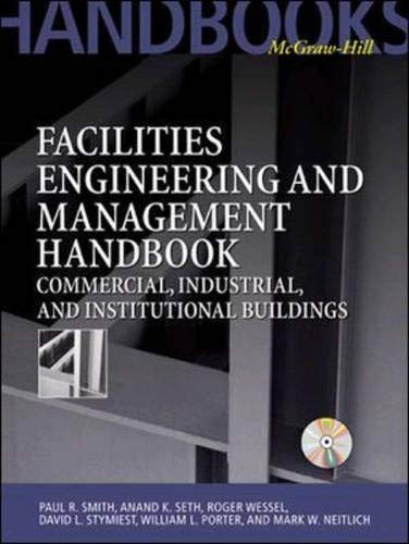 9780070593237: Facilities Engineering and Management Handbook: Commercial, Industrial, and Institutional Buildings