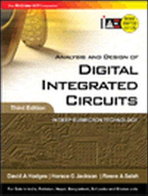 9780070593756: Analysis and Design of Digital Integrated Circuits