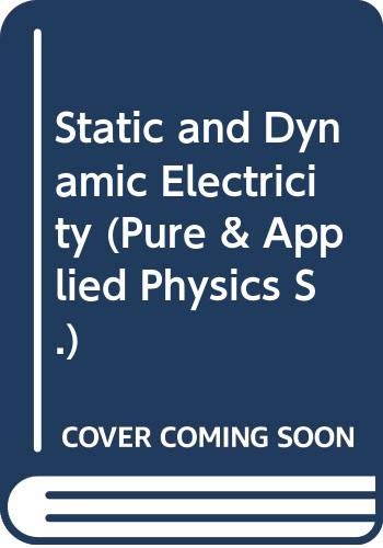 9780070594203: Static & Dynamic Electricity, 3rd Edition