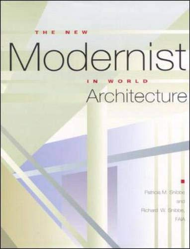 9780070594845: The New Modernist in World Architecture