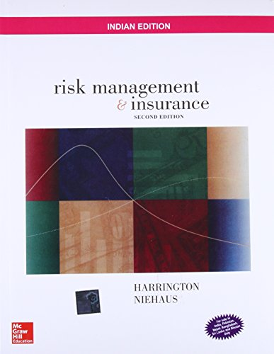 9780070594999: Risk Management & Insurance, 2nd Edition