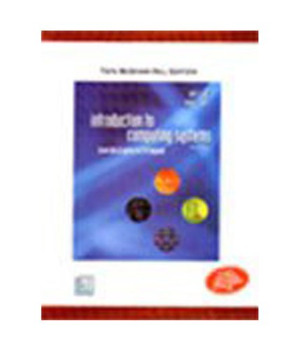 9780070595002: Introduction to Computing Systems: From Bits and Gates to C and Beyond, 2nd Edition