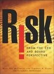 9780070595040: Risk From The Ceo And Board Perspective