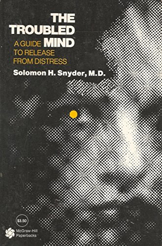 9780070595248: The Troubled Mind: A Guide to Release from Distress