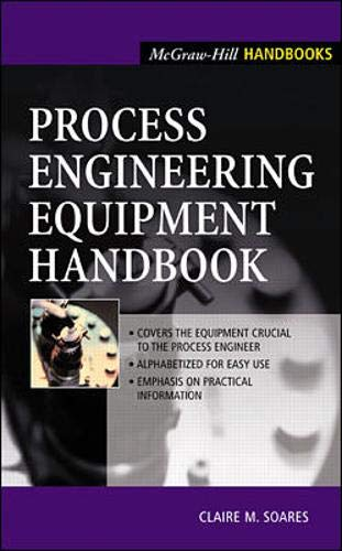9780070596146: Process Engineering Equipment Handbook