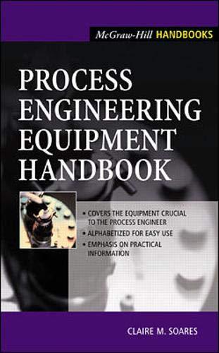 9780070596146: Process Engineering Equipment Handbook
