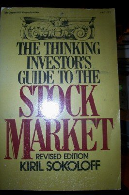 9780070596160: The Thinking Investor's Guide to the Stock Market