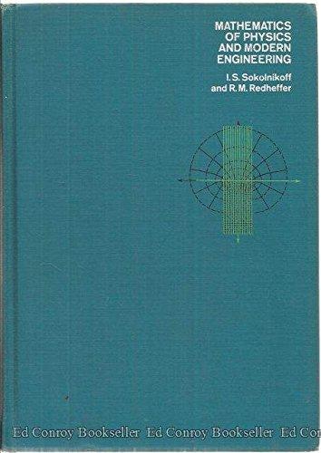 Mathematics of Physics and Modern Engineering: Redheffer, Raymond M.,