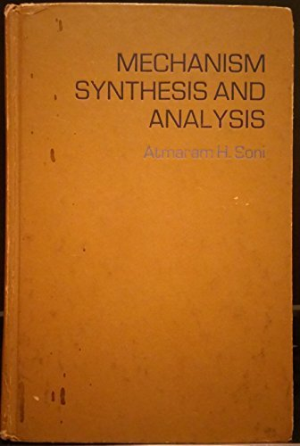 9780070596405: Mechanism synthesis and analysis;