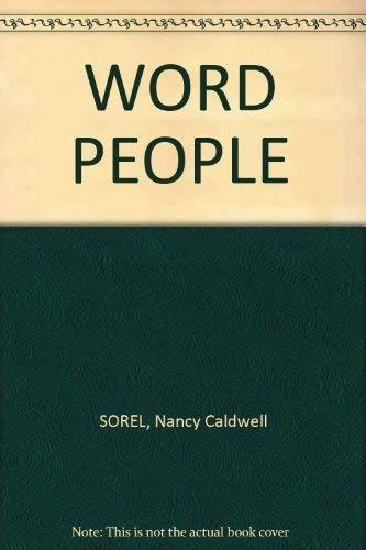 9780070596481: Word people
