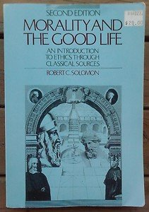 9780070596726: Morality and the Good Life