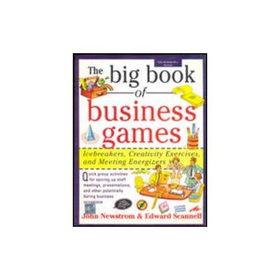 9780070597006: The Big Book of Business Games