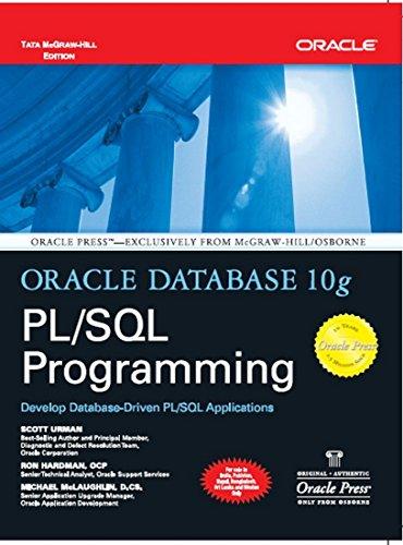 9780070597792: Oracle Database 10g PL/SQL Programming