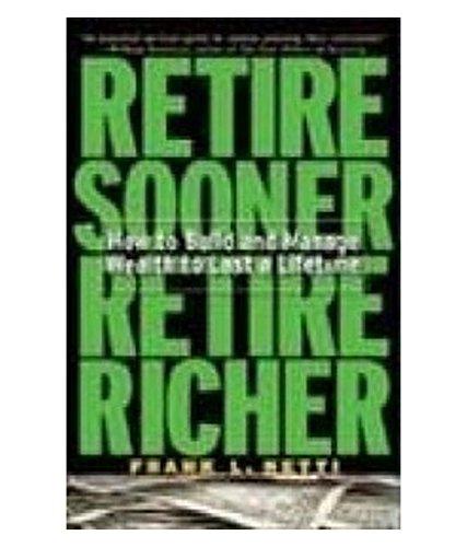 9780070598249: Retire Sooner Retire Richer