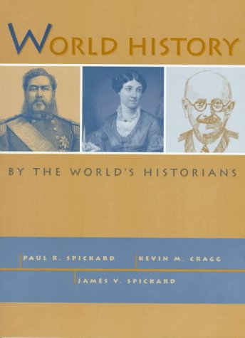 9780070598355: World History by the World's Historians (Vol. 1)