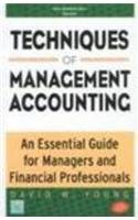 9780070598423: Techniques of Management Accounting