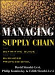 9780070598584: Managing The Supply Chain: The Definitive Guide For The Business Professional