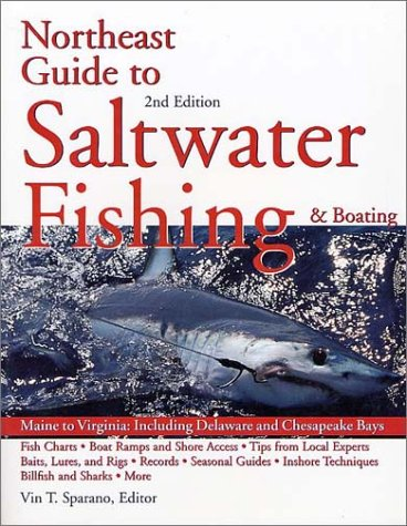 9780070598935: Northeast Guide to Saltwater Fishing and Boating