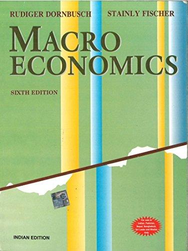 9780070599055: Macroeconomics