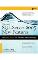 9780070599161: Microsoft(R) Sql Server 2005 New Features