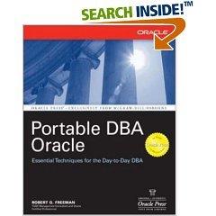 9780070599185: PORTABLE DBA ORACLE