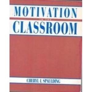 9780070599277: Motivation in the Classroom