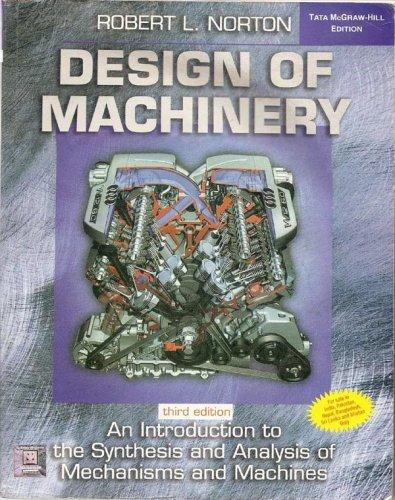 9780070599710: Design of Machinery