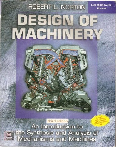 9780070599710: Design of Machinery
