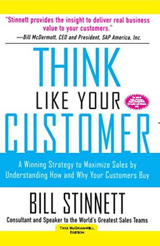 9780070600027: Think Like Your Customer