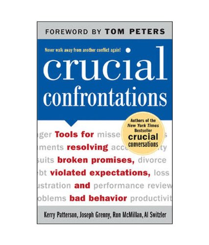 9780070600058: Crucial Confrontations
