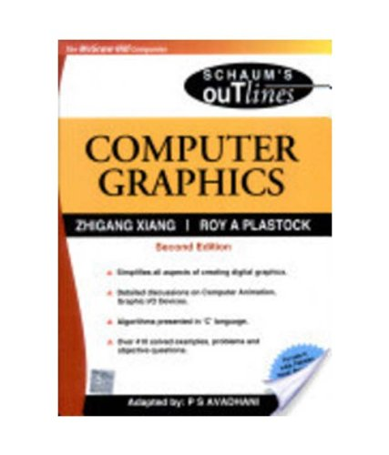 9780070601659: Computer Graphics: Principles. methods and applications (revised edition)