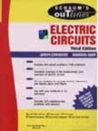 9780070601734: Electric Circuits (Special Indian Edition) (Schaum S Outline Series)