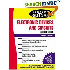 9780070601840: Electronic Devices and Circuits