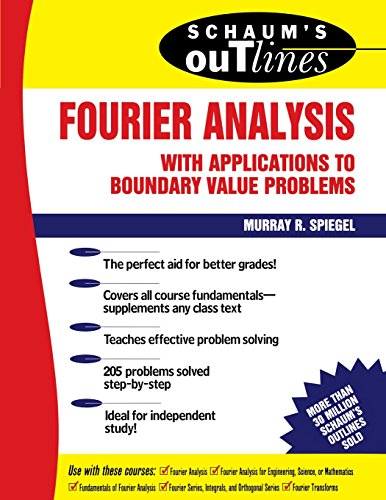 9780070602199: Schaum's Outline of Fourier Analysis with Applications to Boundary Value Problems (Schaum's Outline Series)