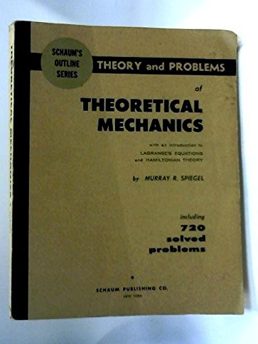 Schaum's Outline of Theoretical Mechanics