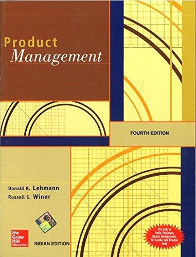 9780070603486: Product Management