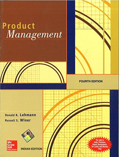 Product Management 4th Edition (Mcgraw Hill Series