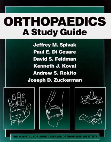 9780070603554: Orthopaedics: A Comprehensive Study Guide