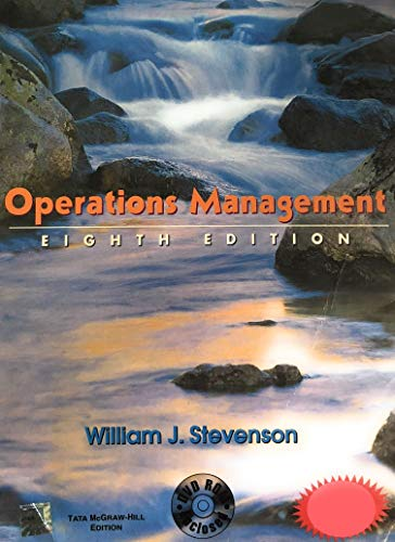 9780070603561: Operations Management