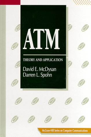 9780070603622: ATM: Theory and Application (Mcgraw-Hill Series on Computer Communications)