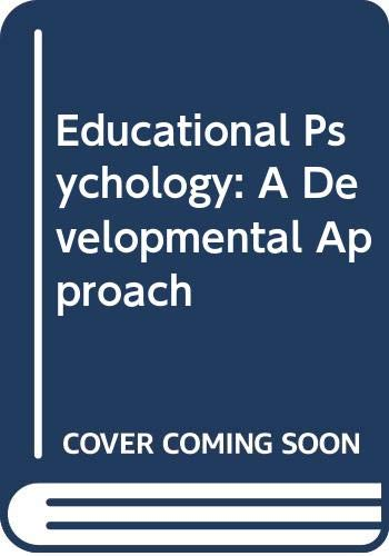 9780070605473: Educational Psychology: A Developmental Approach
