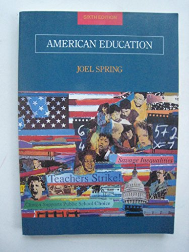 9780070605510: American Education