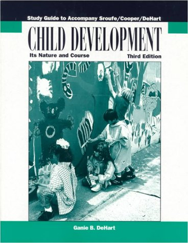 9780070605718: Child Development: Its Nature and Course: Study Edition
