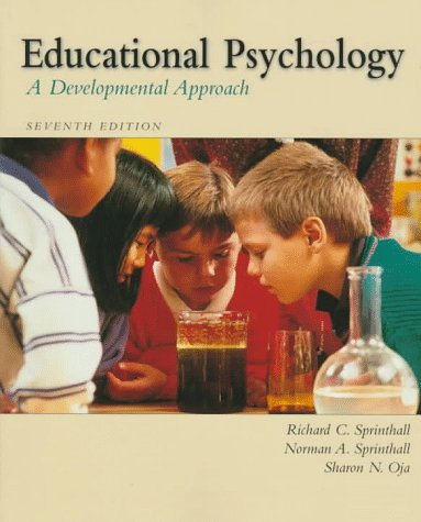 9780070605763: Educational Psychology: A Developmental Approach