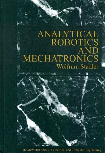 9780070606081: Analytical Robotics and Mechatronics (Mcgraw Hill Series in Electrical and Computer Engineering)