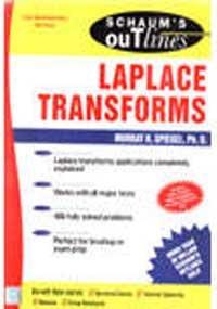 9780070606135: LAPLACE TRANSFORMS - SCHAUM'S