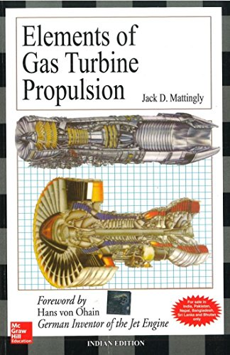 9780070606289: Elements of Gas Turbine Propulsion (With Diskette)